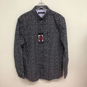 Ben Sherman | Men's Button Down Shirt | Black